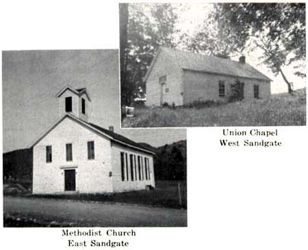 Methodist Church and Union Chapel