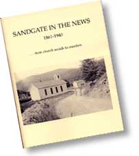 Sandgate in the News